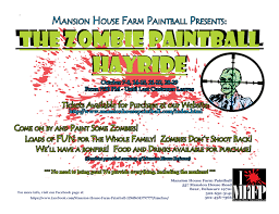 find haunted hayrides in delaware zombie paintball hayrides