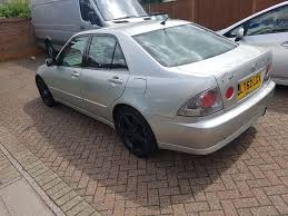 lexus is200 year 2000 bargainn 52 plate lexus is200 with long mot only 650 in