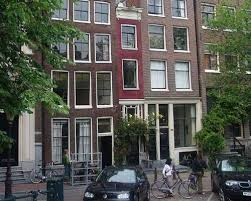Narrowest House In The World Singel 166 Amsterdam 9 Of The World U0027s Thinnest Buildings Mnn