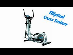 ultim8 fitness ls7000 elliptical cross trainer flv youtube