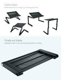 Laptop Desk Walmart Well Turned Desk Walmart Ideas For Bed Laptop Table