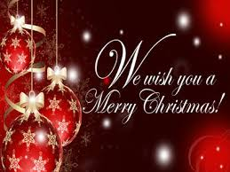 we wish you a merry merry happy