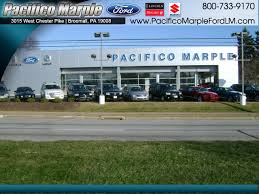 marple ford pacifico marple ford lincoln car and truck dealer in broomall