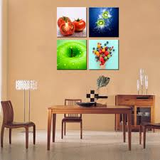 modern kitchen art paintings online shop canvas wall art painting still life with colorful