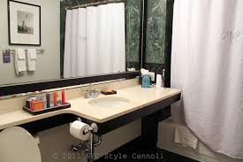 Bathrooms In Nyc Nyc Style And A Little Cannoli The Muse Hotel New York Review