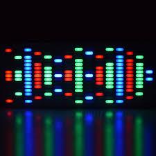 Modulk He Beste Diy Led Digital Musik Spektrum Display Kit Miltifarbe