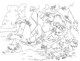island coloring page islands bluebison net