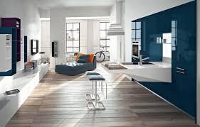 blue green kitchen fixtures interior design ideas
