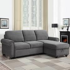newton chaise sofa bed costco newton chaise fabric sofa bed with storage grey costco uk mom