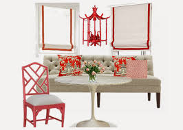 rosa beltran design breakfast nook with some chinoiserie flair