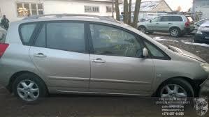 toyota family car toyota corolla verso 2002 1 8 automatinė 4 5 d 2014 12 12 a1947