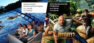 sentosa 4d adventureland one of the best theme park singapore