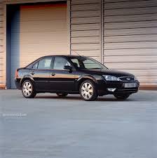 ford mondeo sedan specs 2003 2004 2005 autoevolution