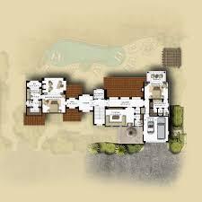 house plans detached garage breezeway arts