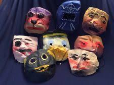 vintage masks masks pre 1960 ebay