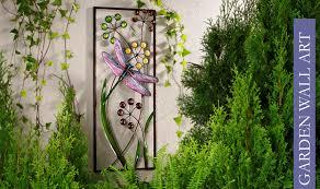 impressive on outdoor garden decor for walls outdoor garden wall