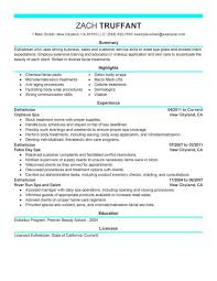 hairstylist resume cover letter templates hair stylist exa saneme
