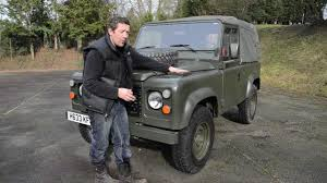 british land rover defender military land rover defender from rugged guide youtube