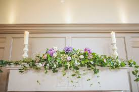 wedding flowers northumberland classic wedding at ellingham in northumberland with in