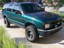 97 chevy blazer vicing info