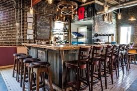 the breslin bar and dining room brewers of pennsylvania sam masotto of bonn place brewing co on