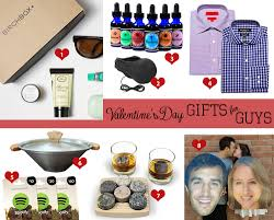 Homemade Valentine S Day Gifts For Him by 8 Valentine U0027s Day Gift Ideas For Him