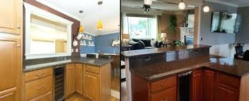 cost to remove load bearing wall before and after add bar top how