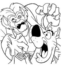 scooby doo printable coloring pages scooby doo coloring pages printable for free 26 image gallery