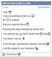 how to make palm tree emoticon on