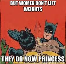Woman Lifting Weights Meme - high school and college gym humor pinterest gym humour and gym