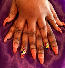 luxe nail bar salon 36 photos u0026 69 reviews nail salons 2316