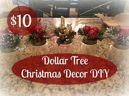 10 00 dollar tree christmas decor diy youtube