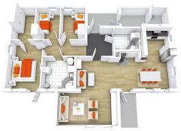 modern floor plans bright inspiration modern house floor plans 3d 11 artstation