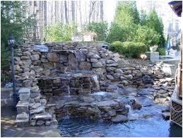 Diy Backyard Pond by Backyards Amazing Build A Backyard Pond Backyard Furniture