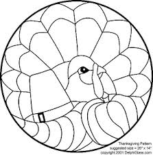 free thanksgiving turkey pattern bird bird