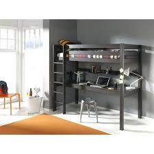 bureau taupe mezzanine avec bureau lit ruben 90 200 taupe integre but bim a co