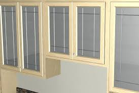 Cabinet Door With Glass Kitchen Cabinet With Glass Door Kitchen Cabinet Door Designs Shock