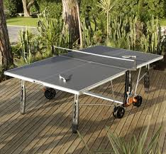 Outdoor Tennis Table Why Is The Cornilleau Sport 250s Outdoor Table So Popular Nov 2017