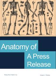 anatomy of a press release and how to pitch it