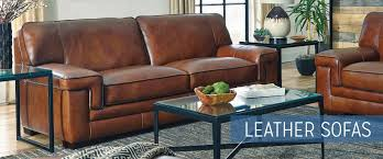 Brown Leather Sofa And Loveseat Leather Sofas Haynes Furniture Virginia S Furniture Store