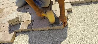 Building A Patio by 4 Common Mistakes When Working With Paver Steps Doityourself Com