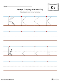 free worksheets preschool alphabet writing worksheets free