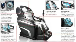 Massage Armchair Recliner Os 3d Pro Dreamer Massage Chair Recliner