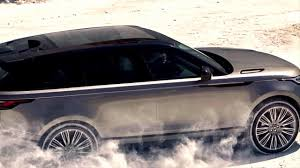 2018 range rover velar first rate review u0026 specs price youtube