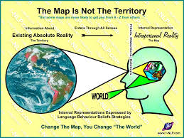 the map is not the territory the map is not the territory meaning modern applied psychology