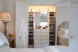 double closet doors design ideas