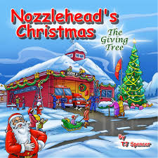 nozzlehead u0027s christmas the giving tree paperback nozzlehead