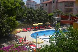 rose garden apart hotel alanya turkey booking com