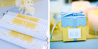 light yellow baby pale blue yellow baby shower guest feature celebrations at home