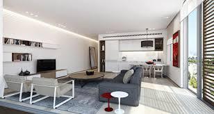 cuisine et vie cuisine et salon dans la meme maison design bahbe com